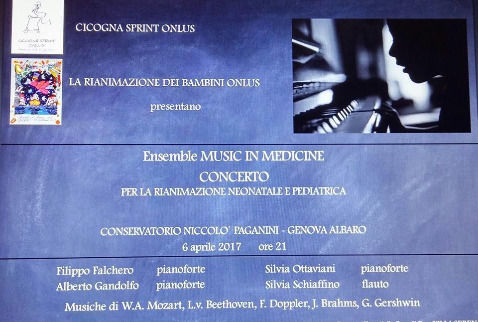 Ensemble Music in Medicine